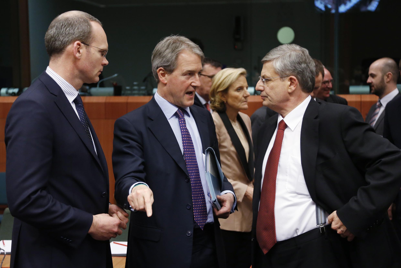 Os especialistas em segurança alimentar estão reunidos em Bruxelas