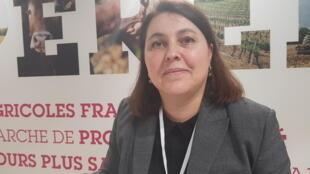 Rachel Blumel, directrice de Coop de France Agro-alimentaire.