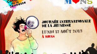 Journée internationale de la jeunesse.