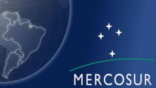 Logo de Mercosur.