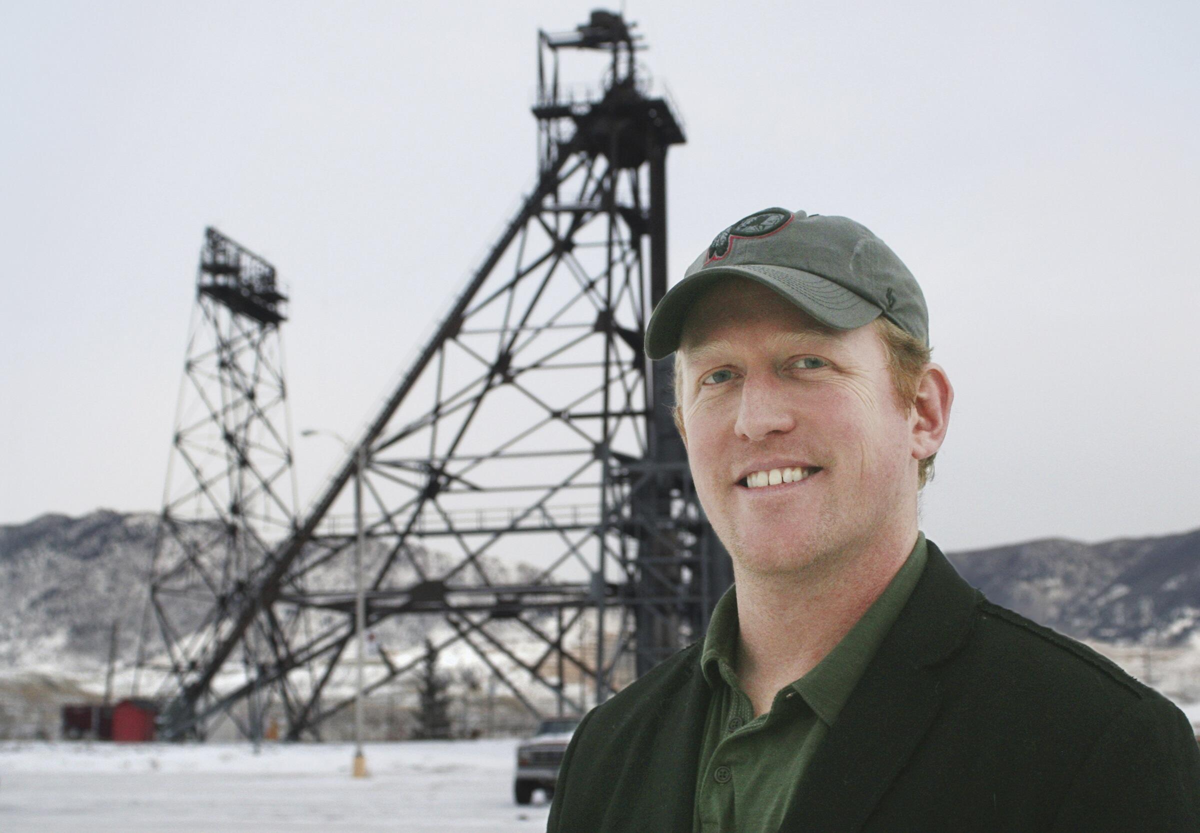 Robert O'Neill, ancien membre des forces spéciales de la Marine, se présente comme l'homme qui a tué Oussama Ben Laden en 2011.