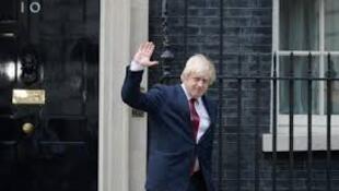 Boris Johnson, novo ministro dos Negócios Estrangeiros  britânico