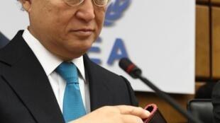 یوکیا آمانو- مدیرکل آژانس بین المللی انرژی اتمی، در سخنرانی امروز خود در جمع کشورهای عضو، از آغاز گفتگوهای سازنده ایران با آژانس خبر داد.