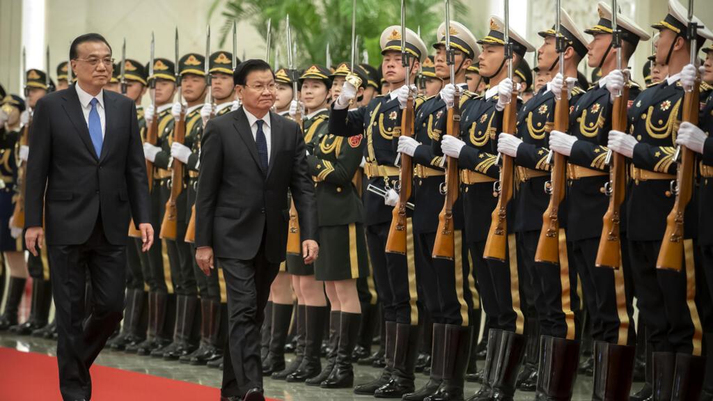 Tranh giành ảnh hưởng Việt-Trung tại Lào