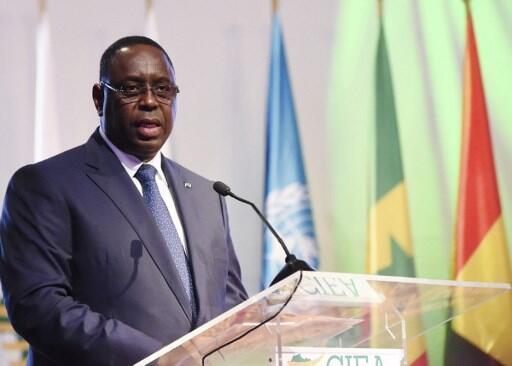 Presidente senegalês, Macky Sall, sobre plano para combater jiadistas em África