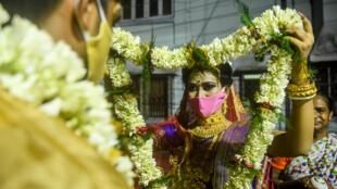 Inde calcutta mariage