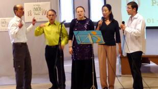 Một buổi biểu diễn của nhóm Favic ( www.favic.site11.com)