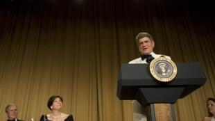 Le représentant démocrate Charlie Wilson en avril 2008 à Washington.