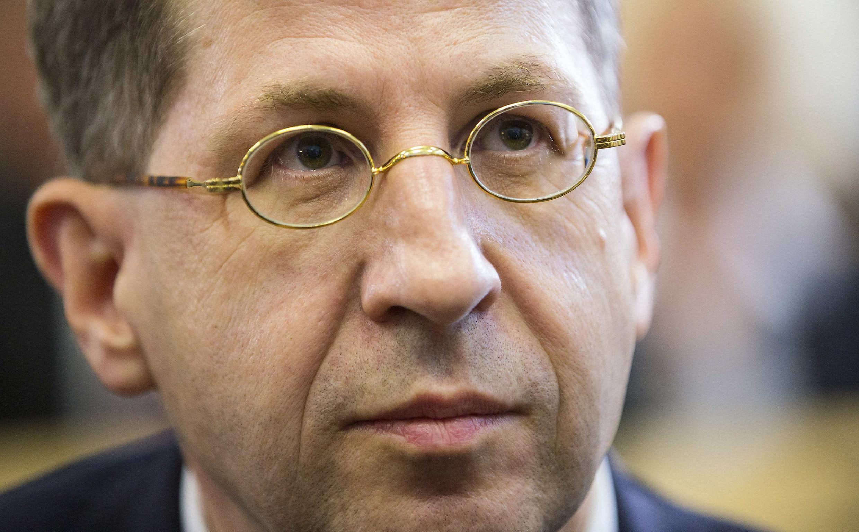 Глава Федерального ведомства по охране конституции Германии Ханс-Георг Маасен