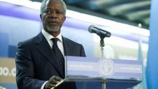 Kofi Annan, Tsohon Sakatare Janar na Majalisar Dinkin Duniya