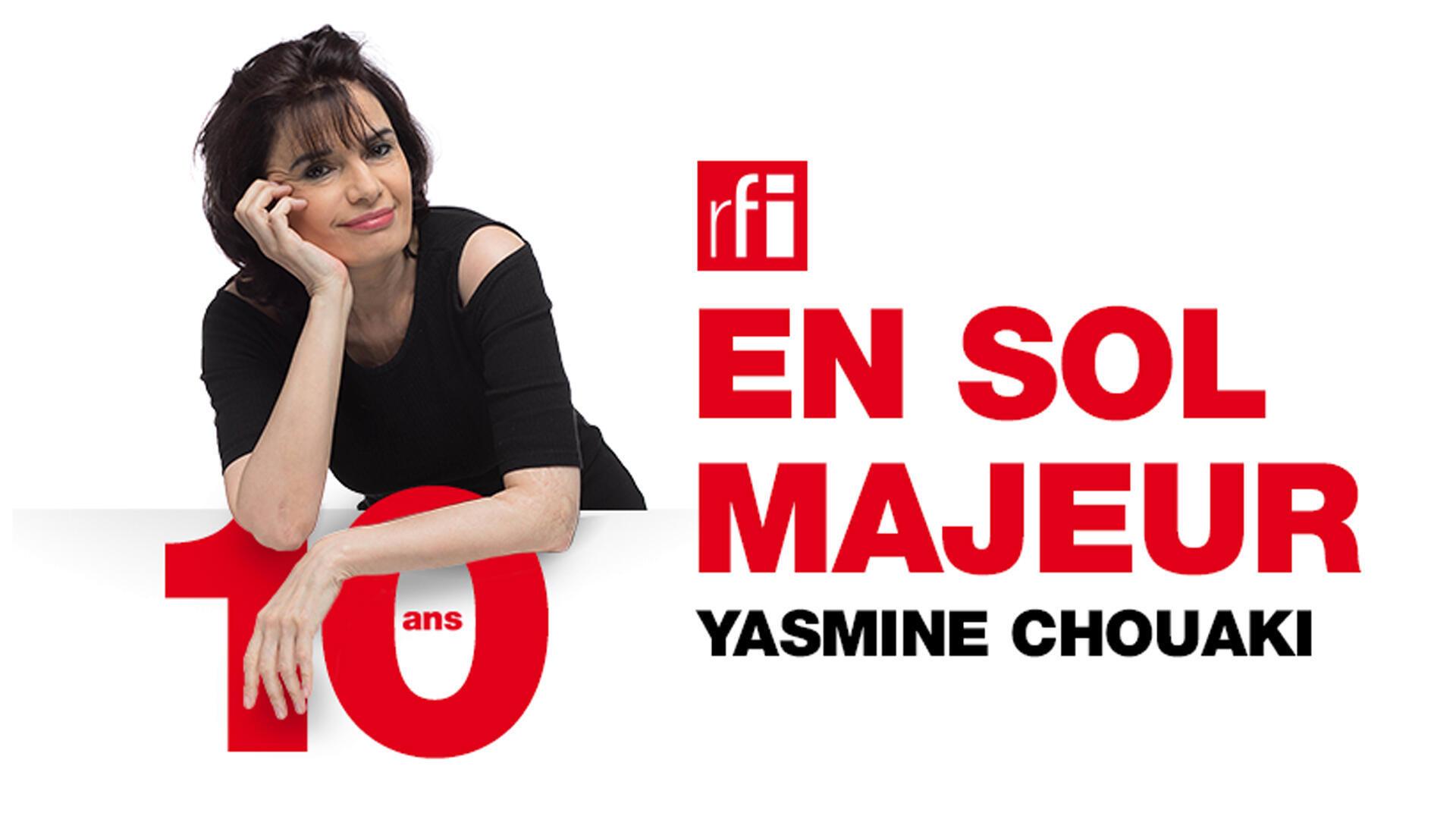 Yasmine Chouaki, 10 ans d'En Sol Majeur.