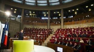 Le Sommet des consciences, à Paris, le 21 juillet 2015.