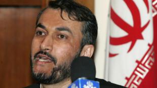 """O vice-ministro iraniano de Relações Exteriores, Hossein Amir Abdollahian, considera que ruptura das relações não apaga """"erros"""" de Riad.."""
