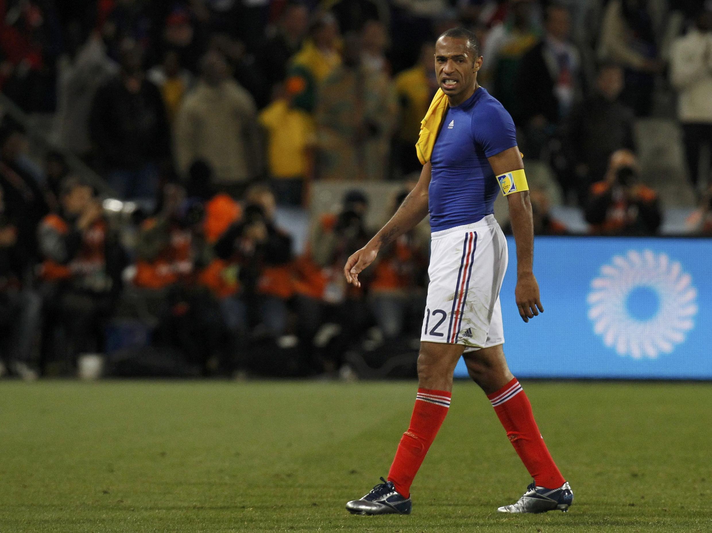 Thierry Henry có gì để báo cáo tổng thống?