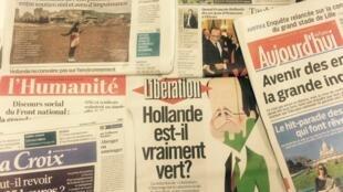 Diários franceses 27.11.2014