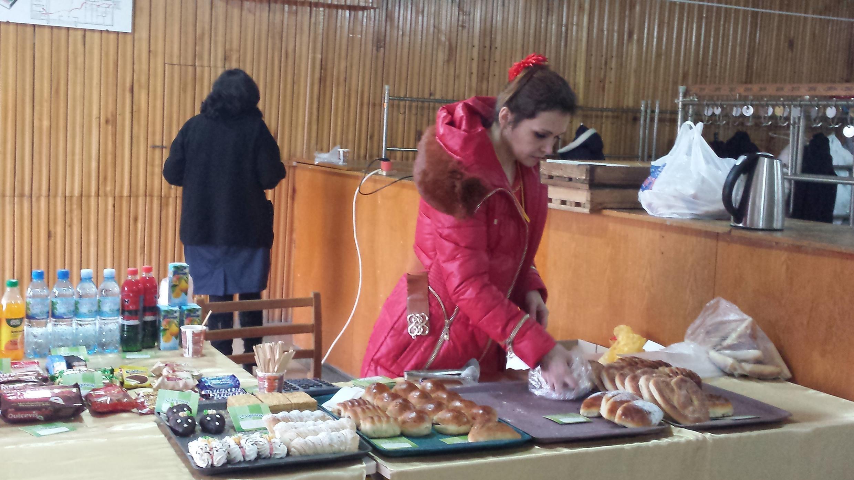 Избирательный участок в Тирасполе