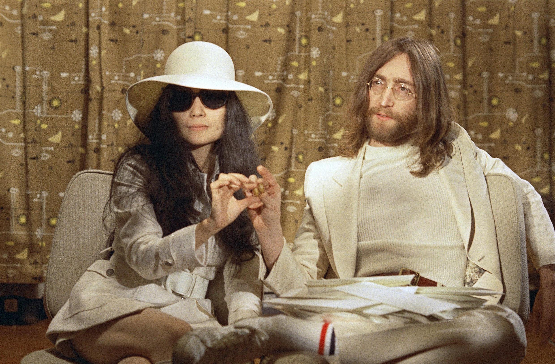 Yoko Ono - John Lennon
