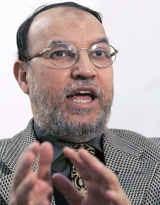 Essam al-Eryan, porte-parole des Frères musulmans.