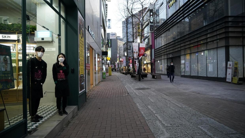 Coronavirus: à Daegu, la ville la plus touchée par l'épidémie