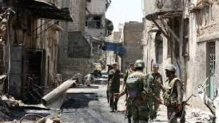 Mashambulizi yamekuwa yakifanywa mjini Aleppo ambapo majeshi ya serikali yamelenga maeneo yanayokaliwa na waasi