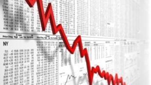 El producto bruto alemán cayó una décima en el segundo trimestre del año.