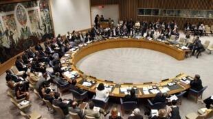 O Conselho de Segurança da ONU se reúne em Nova Iorque, a partir das 10h, horário local.