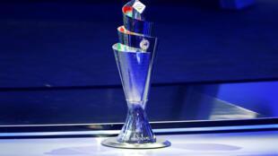 Troféu da Liga das Nações.