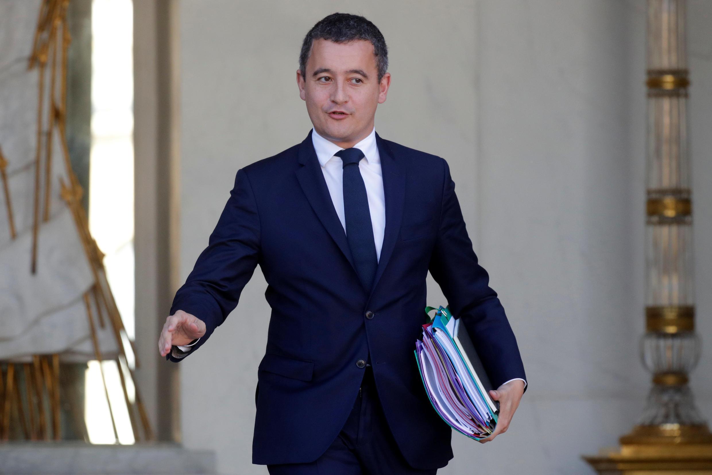 Министр государственного бюджета Франции Жеральд Дарманен
