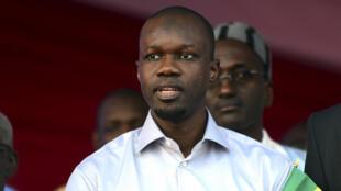L'opposant Ousmane Sonko.
