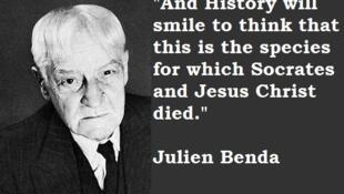 知识分子价值的捍卫者朱利安.班达
