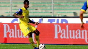 Buteur dès la 5e mn, Kevin Constant a offert la victoire à la Guinée face au Nigeria.