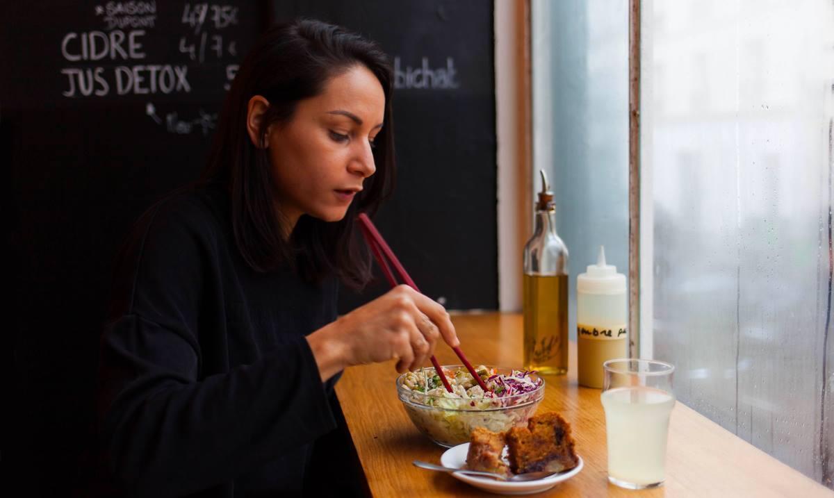 Restaurante Bichat é orgânico, equilibrado, barato e a qualquer hora do dia.