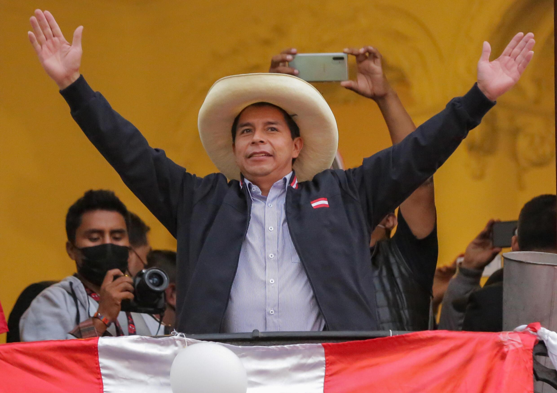 Image RFI Archive - Pérou - politique