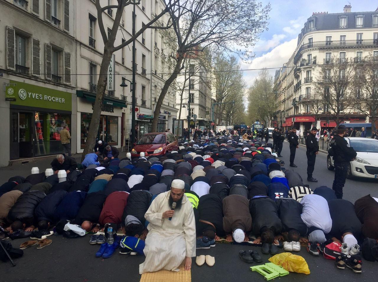 Islamisme en France