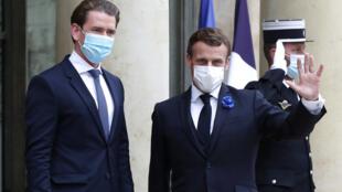 Macron/ Kurz