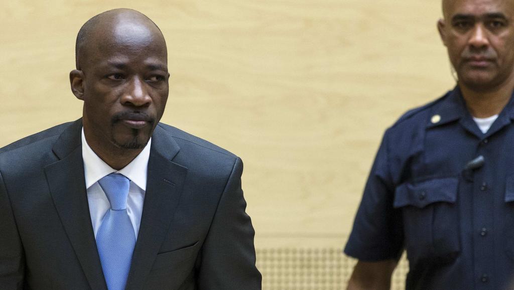 Charles Ble Goude kiongozi wa zamani wa tawi la vijana katika utawala wa Laurent Gbagbo