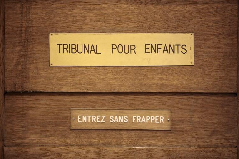 Le tribunal pour enfants