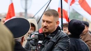 Сергей Тихановский объявил о своем намерении участвовать в президентских выборах, которые пройдут в Беларуси 9 августа