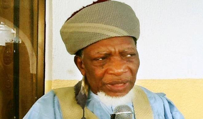 shugaban Malam kungiyar Izala, Sheikh Sani Yahya Jingir