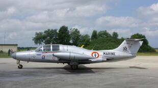 Morane-Saulnier MS.760 Paris.
