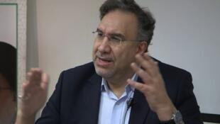 لؤی الخطيب، وزیر برق  عراق