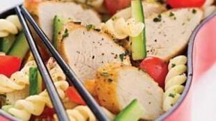 Durante los últimos diez años en París, el número de restaurantes rápidos ha aumentado en casi un 75%.