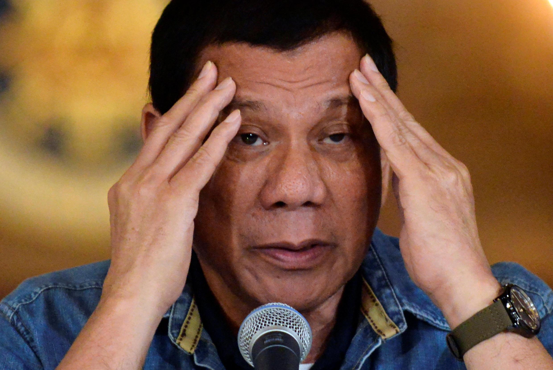 Shugaban Philippines President Rodrigo Duterte ya lashi takobin yaki da safarar miyagun kwayoyi a kasar