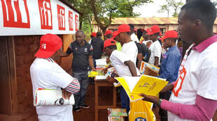 Le Club RFI Kigoma-Nyarugusu.