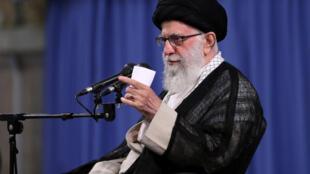 Manifestation en Iran: le Guide suprême, l'ayatollah Ali Khamenei, affirme que le pouvoir a repris la situation en main (image d'illustration).