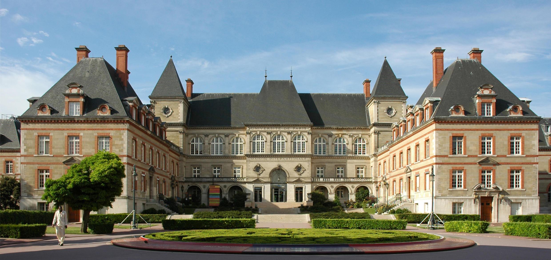 Cité Universitaire, Cư xá đại học quốc tế Paris.