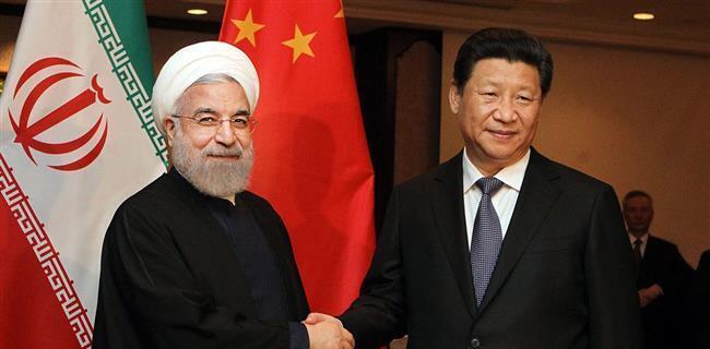 IRAN/ CHINE