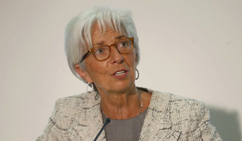 Christine Lagarde, diretora-gerente do FMI, foi uma das signatárias do apelo contra o sexismo na política francesa.