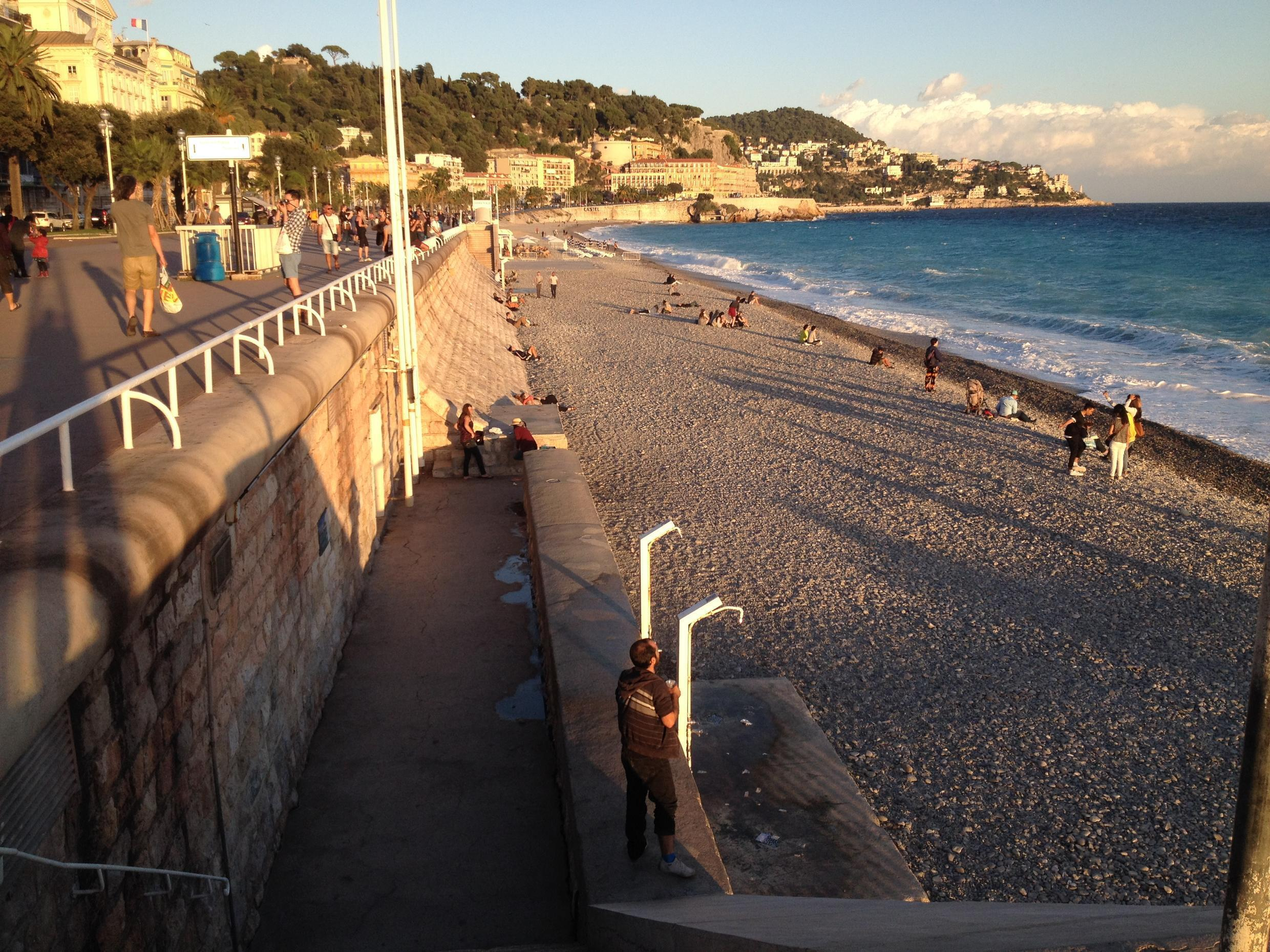 International visitor arrivals in Nice dropped by 9.4 per cent in the days following the attack in Nice.