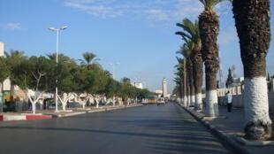 Le premier centre pilote d'hébergement des femmes victimes de violences en Tunisie, se situe dans la ville de Ben Arous.